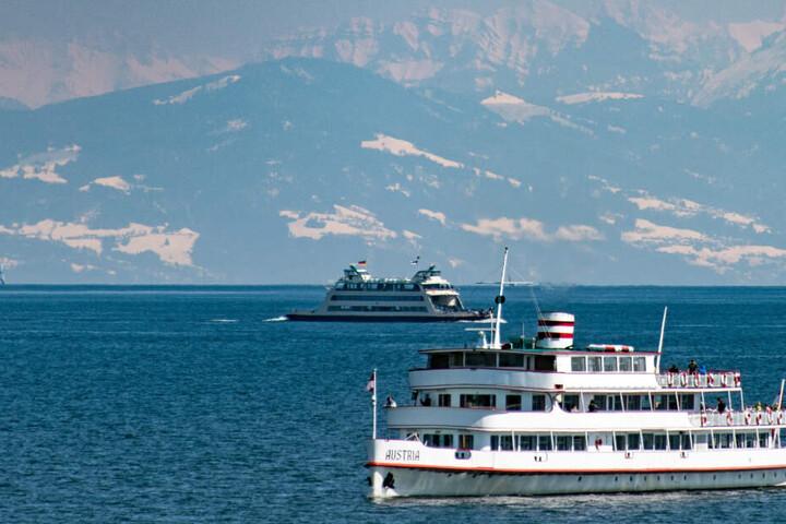 Im vergangenen Jahr fuhren 3,8 Millionen Gäste mit der Weißen Flotte. (Archivbild)