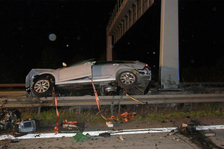 Tödlicher Unfall Nach Geisterfahrt auf A2 - Identität des Falschfahrers geklärt