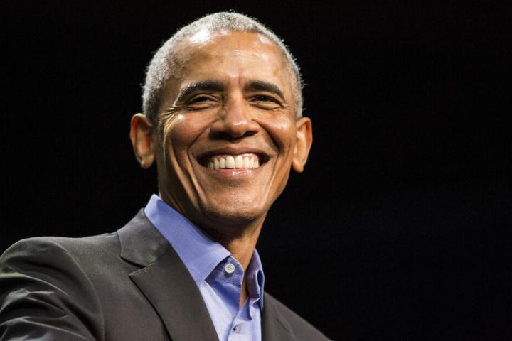 Mal sehen, wie gut gelaunt Barack Obama in Köln auftreten wird.