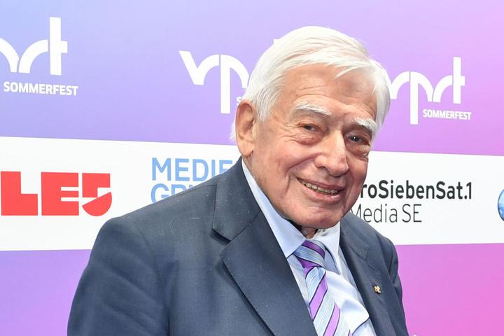 Bundespostminister a.D. Christian Schwarz-Schilling