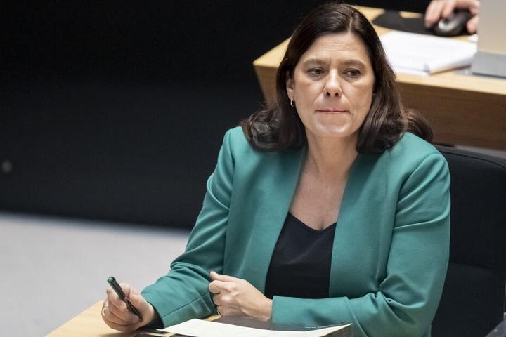 Sandra Scheeres sieht die Entscheidung des Berliner Senats durchaus kritisch.