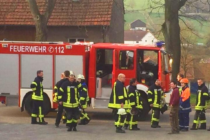 Die Feuerwehrleute konnten unverrichteter Dinge wieder abziehen.