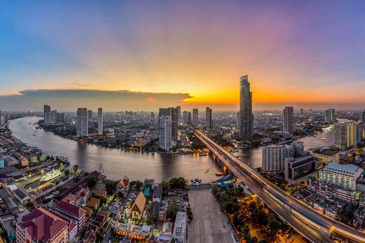 Viele westliche Touristen schwärmen von der thailändischen Hauptstadt Bangkok, doch Lacey wird wohl nicht so schnell wieder hierher kommen.