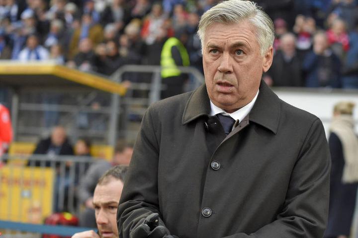 Bayern-Trainer Ancelotti hat Respekt für die Leistungen der Leipziger in der bisherigen Spielzeit.