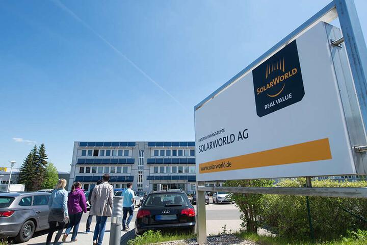 Für das Solarworld-Werk in Freiberg gibt es keine Hoffnung mehr.