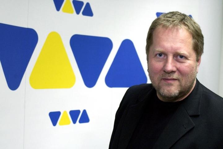 Viva-Gründer Dieter Gorny (65) im Jahr 2003.