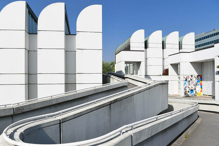 Im Bauhaus Archiv Museum findet die Bauhaus Werkstatt für die ganze Familie statt.