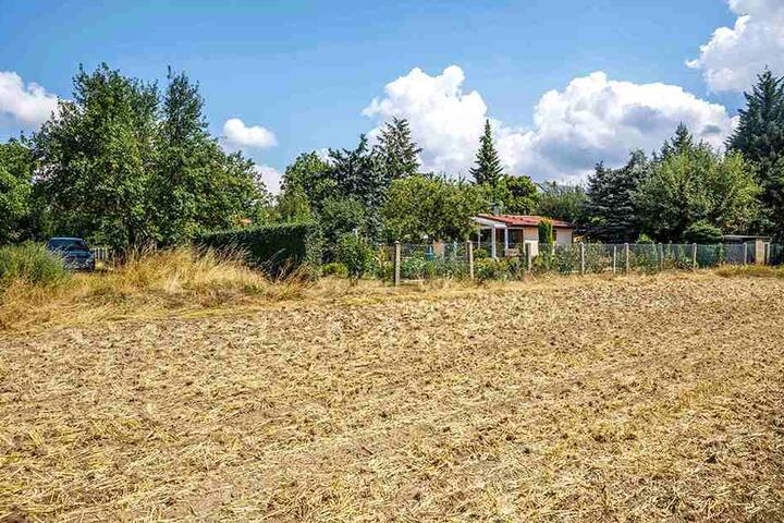 Auch am Landsteig in Bühlau sollen einige wenige Häuser entstehen.