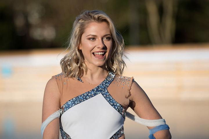 Valentina Pahde wird gemeinsam mit ihrer Zwillingsschwester Cheyenne bei Holiday On Ice dabei sein.