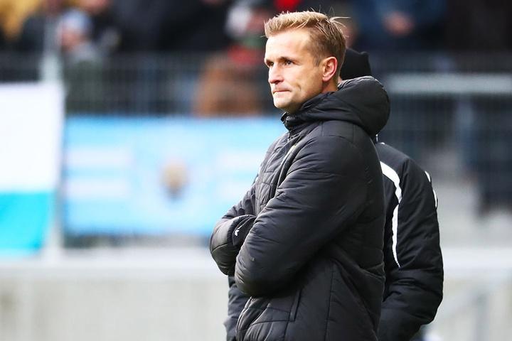 CFC-Coach David Bergner betrachtet Lok Leipzig als einen schwieriger Halbfinal-Kontrahenten, will mit seiner Elf aber unbedingt ins Endspiel des Sachsenpokals einziehen.