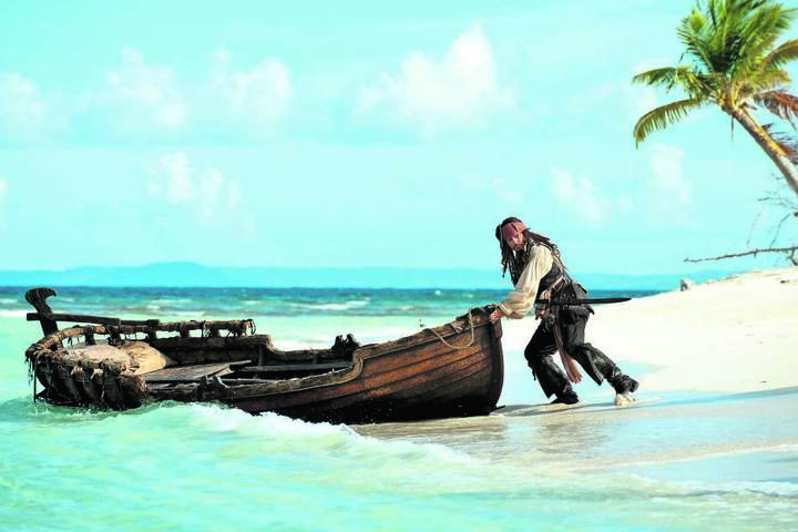 Die Rolle des Captain Jack Sparrow war ihm wie auf den Leib geschneidert.