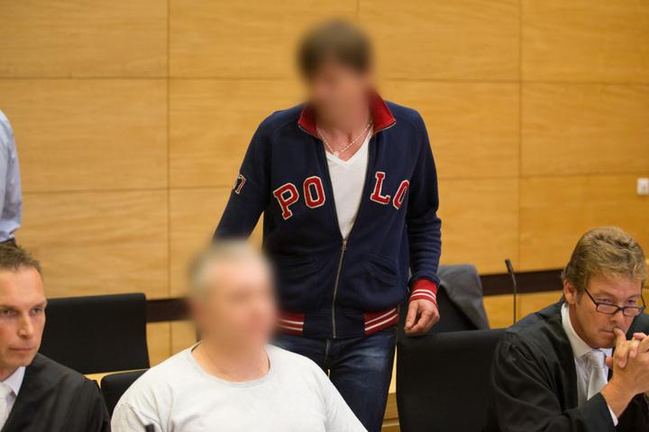 Die beiden Angeklagten wurden zu lebenslanger Haft verurteilt.