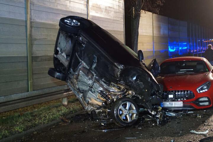 Wie es genau zu dem schweren Unfall kam, ist derzeit noch nicht geklärt.