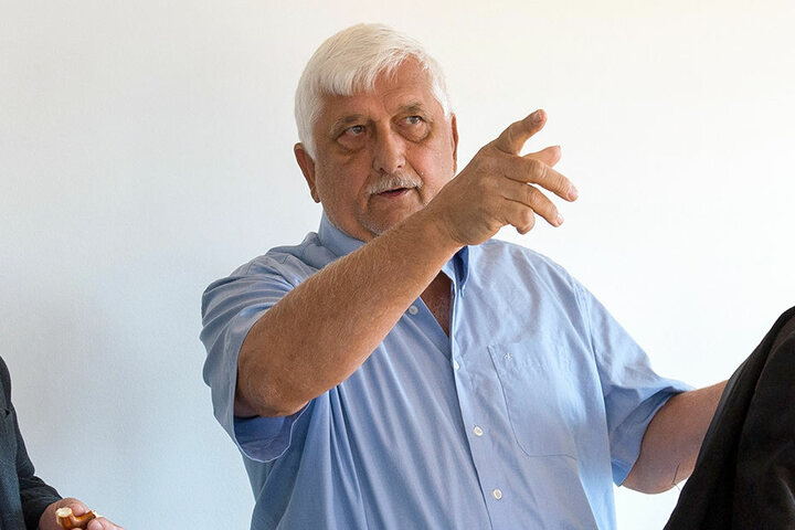 Der Behindertenpolitische Sprecher der AfD-Landtagsfraktion, Thomas Axel Palka.