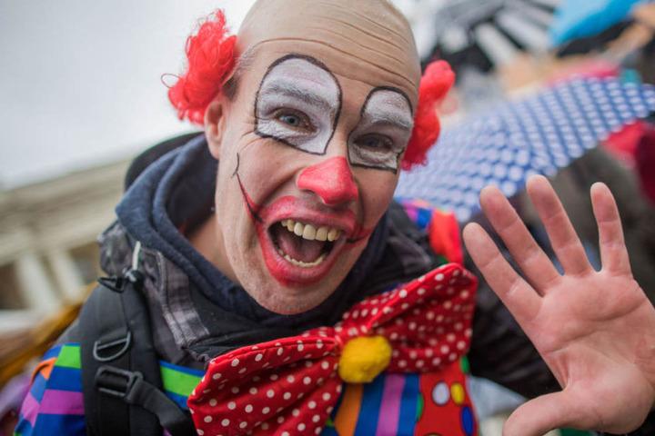 Dieser Karnevalist feiert in Mecklenburg-Vorpommern den Auftakt zur Saison.