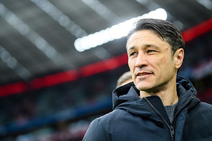 Bayern-Trainer Niko Kovac muss sich mit dem zufrieden geben, was er hat.
