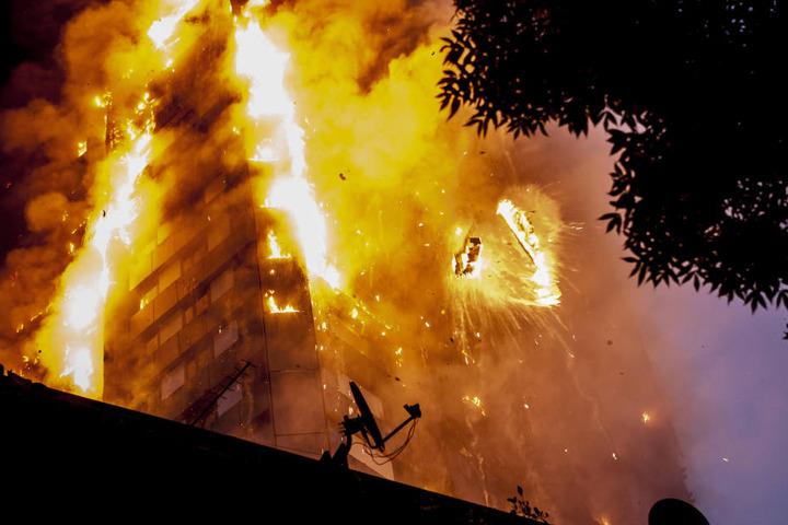 Bei dem Unglück kamen mindestens 12 Menschen ums Leben.