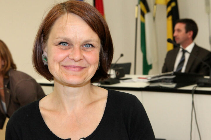 Kati Bischoffberger (48, Grüne).