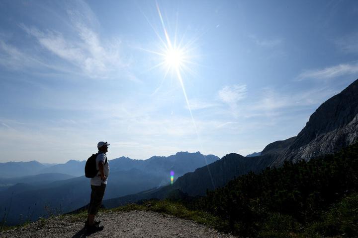 Wandern an der frischen Luft - was gibt es schöneres?