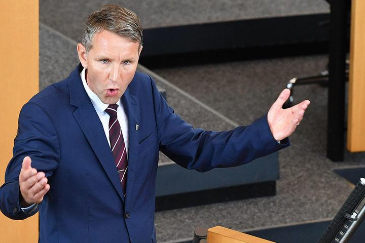 Björn Höcke (45) muss wohl nicht mit dem Partei-Rauswurf rechnen.