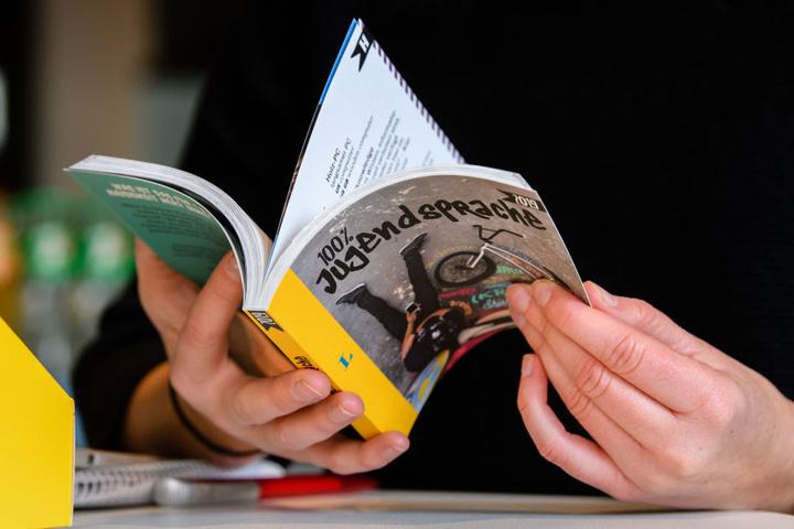 Deutschte Sprache, schwere Sprache - und Jugendsprache noch viel mehr!