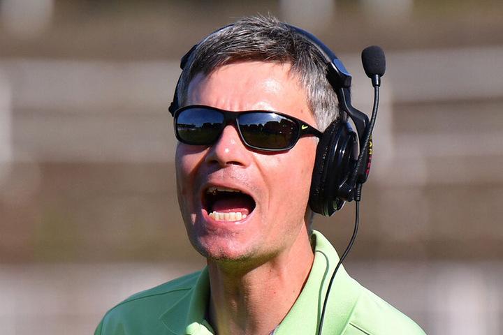 Ulrich Däuber konnte mit der Leistung seines Teams zufrieden sein.