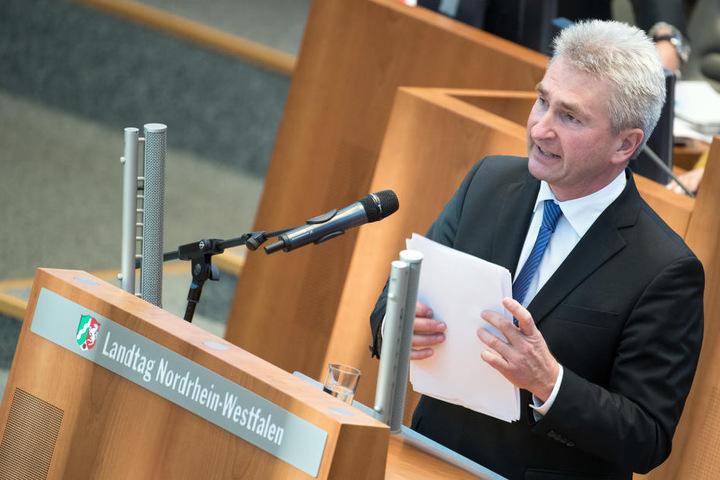 NRW-Wirtschaftsminister Andreas Pinkwart (FDP)