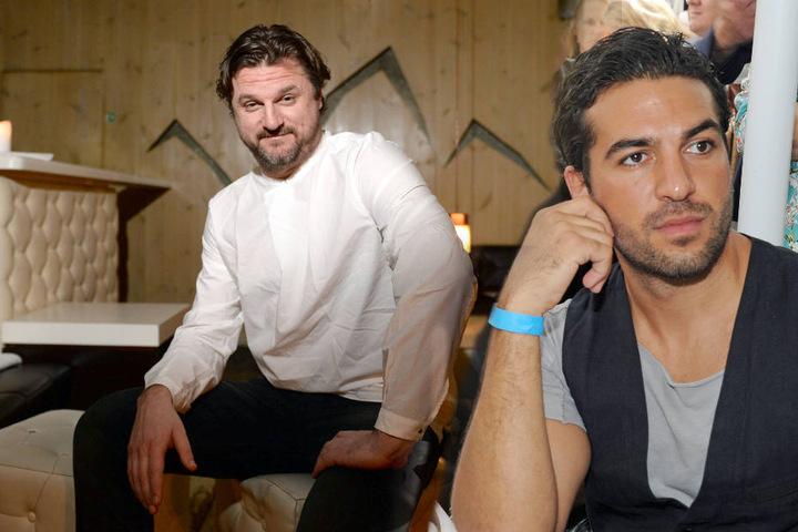 Mladen Solomun und Elyas M'Barek sind gute Freunde. (Bildmontage)