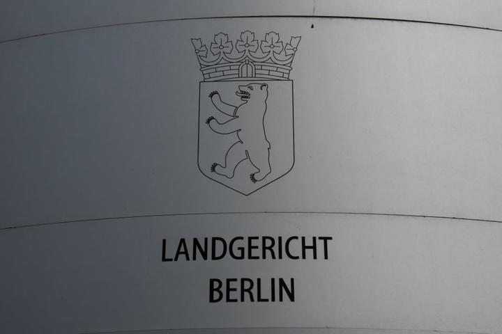 Das Berliner Landgericht hat noch vier weitere Verhandlungstage angesetzt (Symbolbild).