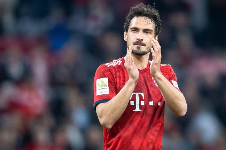Mats Hummels hat den FC Bayern verlassen und läuft ab sofort für Borussia Dortmund auf.