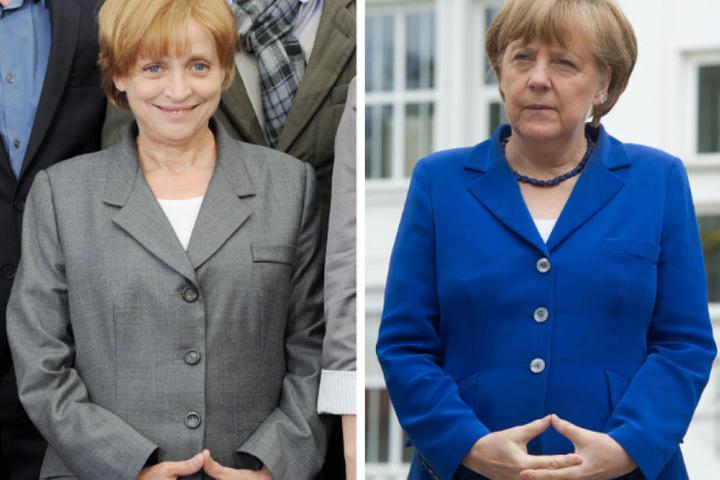 Der Friseur Dem Frauen Vertrauen Kanzlerin Merkel Lasst Nur Udo