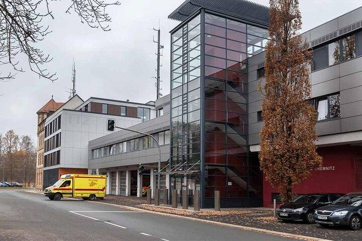 Der Rettungszweckverband Chemnitz hat eine der modernsten Flotten Deutschlands.