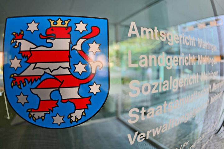 Vor dem Landgericht in Meiningen wird der Fall verhandelt.