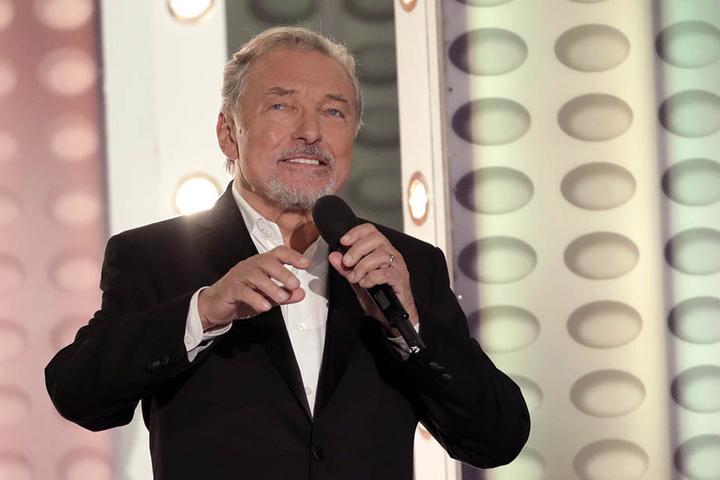 Erhält den Preis für sein Lebenswerk: Sänger Karel Gott (78).