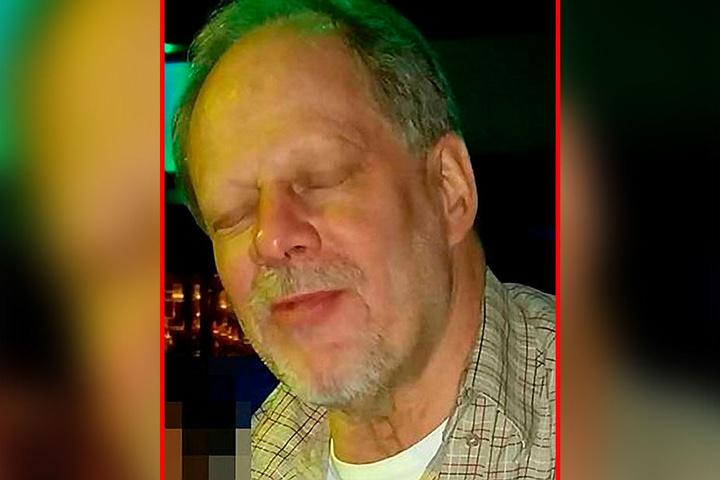 Stephan Paddock (64), der mutmaßliche Todesschütze.