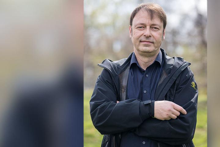 """Viele Erzieher sind überlastet. Grünen-Stadtrat Thomas Lehmann (50) fordert: """"Wir müssen gegensteuern."""""""