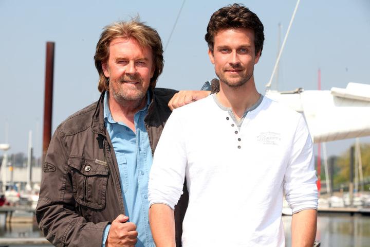 Vater und Sohn sehen sich ähnlich: Howard (72) und Wayne Carpendale (41). (Archivbild)
