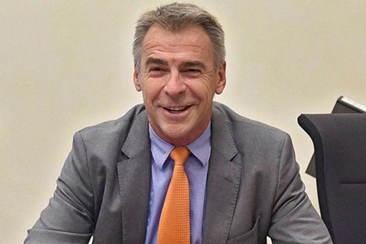 Geschäftsführer Tillmann Blaschke ist sich sicher, dass die Wortmarke Meissen erhalten bleibt.