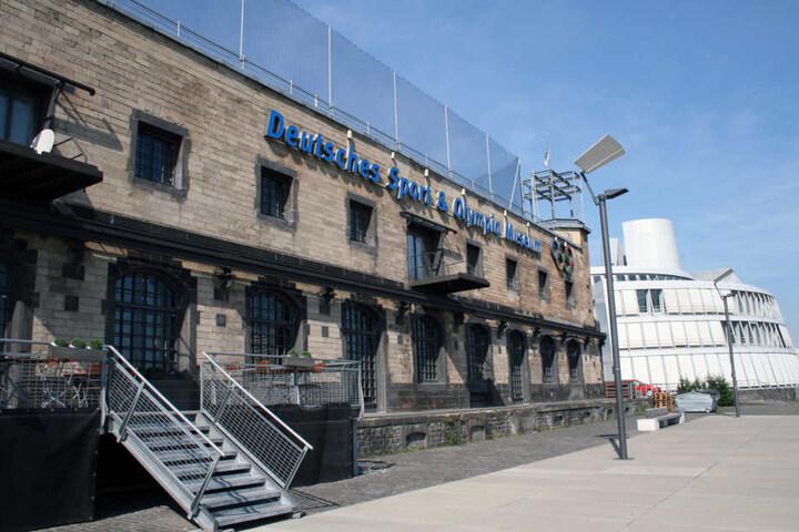 Das Deutsche Sport & Olympia Museum in Köln.