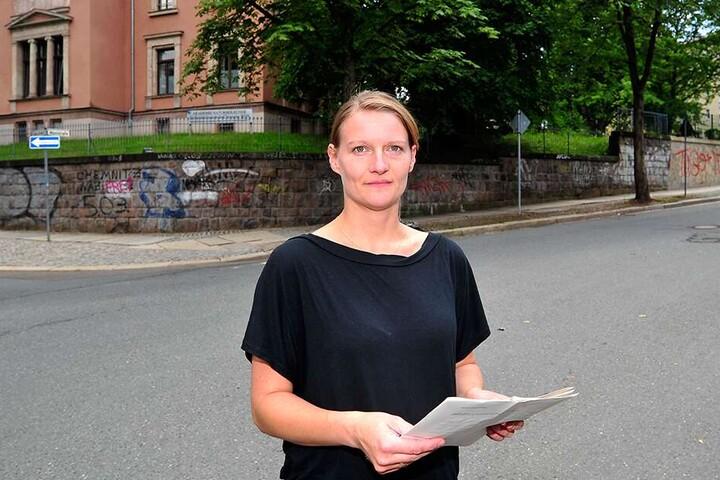 Christin Furtenbacher (34, Grüne) plädiert für eine flexible Verbrennung.