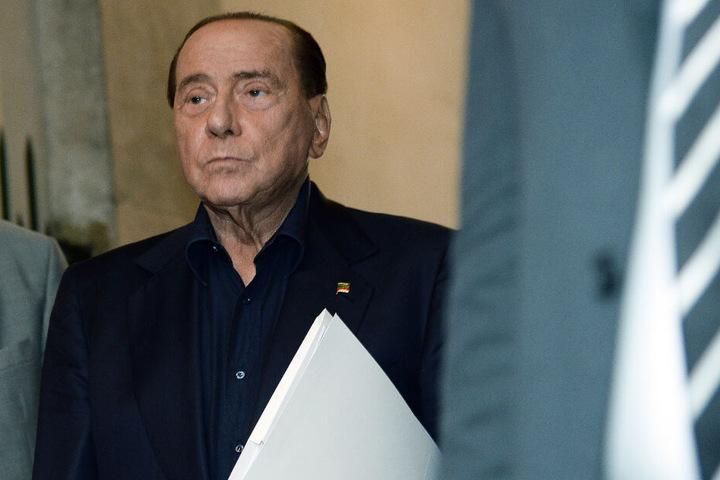 Silvio Berlusconi: Der Medienkonzern Mediaset gehört seiner Familie.