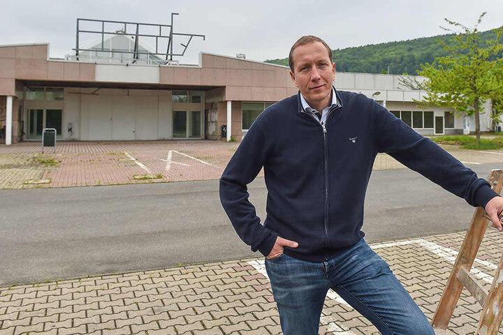 Investor Christian Wehlan (40) plant Großes für die Kleinen.
