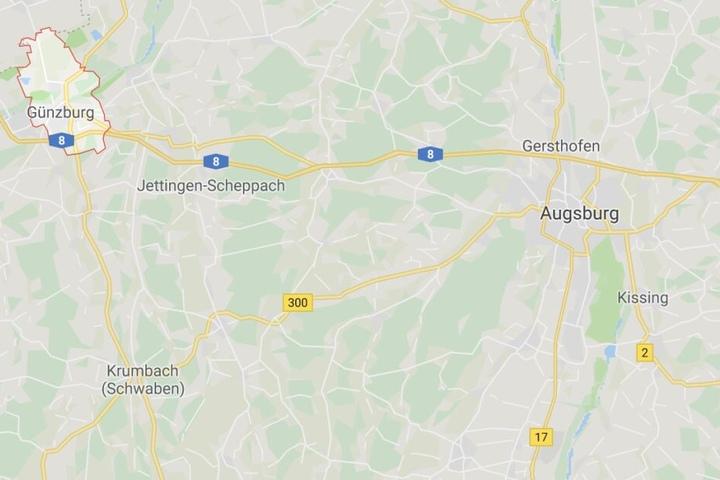 In Günzburg in Bayern sind am frühen Montag zwei Insassen aus dem Bezirkskrankenhaus geflohen.