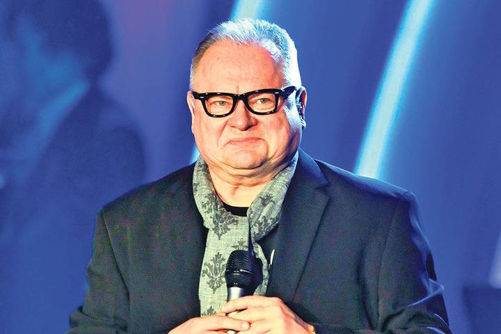 Heinz Rudolf Kunze (60) gehört zu den Highlights des Programms.