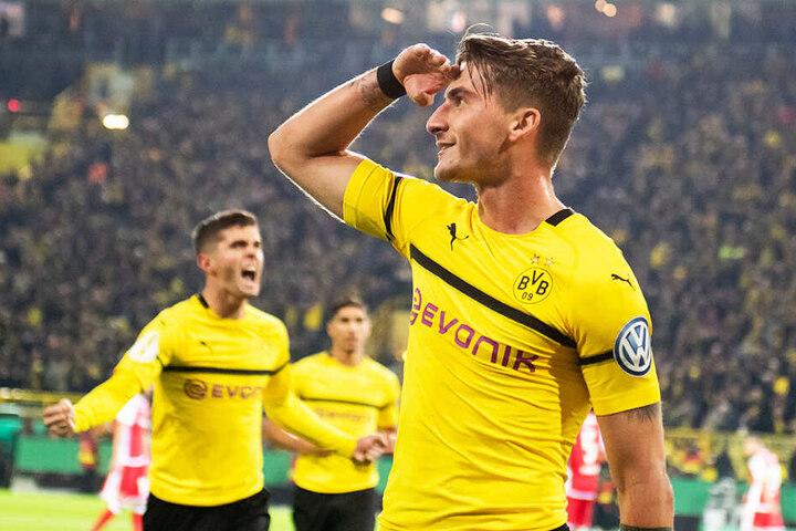 Maximilian Philipp kehrt der Borussia nach zwei Jahren den Rücken und blickt auf eine Zukunft Wolfsburg.