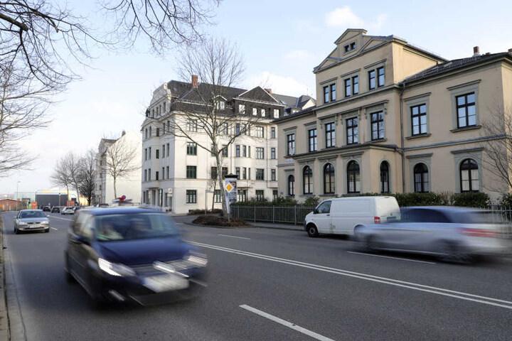 Der brutale Übergriff geschah am Samstagnachmittag auf der Dresdner Straße.