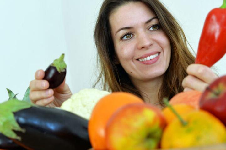 Obst und Gemüse sollten fünfmal täglich auf dem Speiseplan stehen. (Symbolbild)