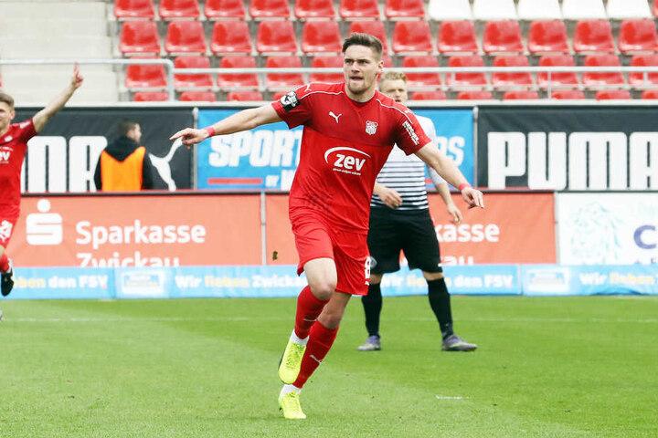 Jonas Nietfeld verlängert seinen Vertrag mit dem FSV nicht.