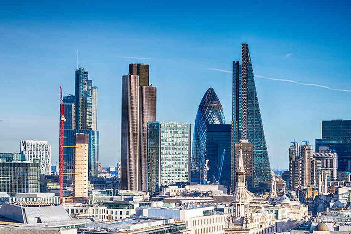 Mitten in der Londoner Innenstadt kam es zu dem brutalen Vorfall.