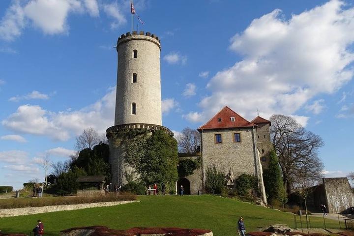 Bielefeld hat mehr zu bieten als die Sparrenburg ;-)